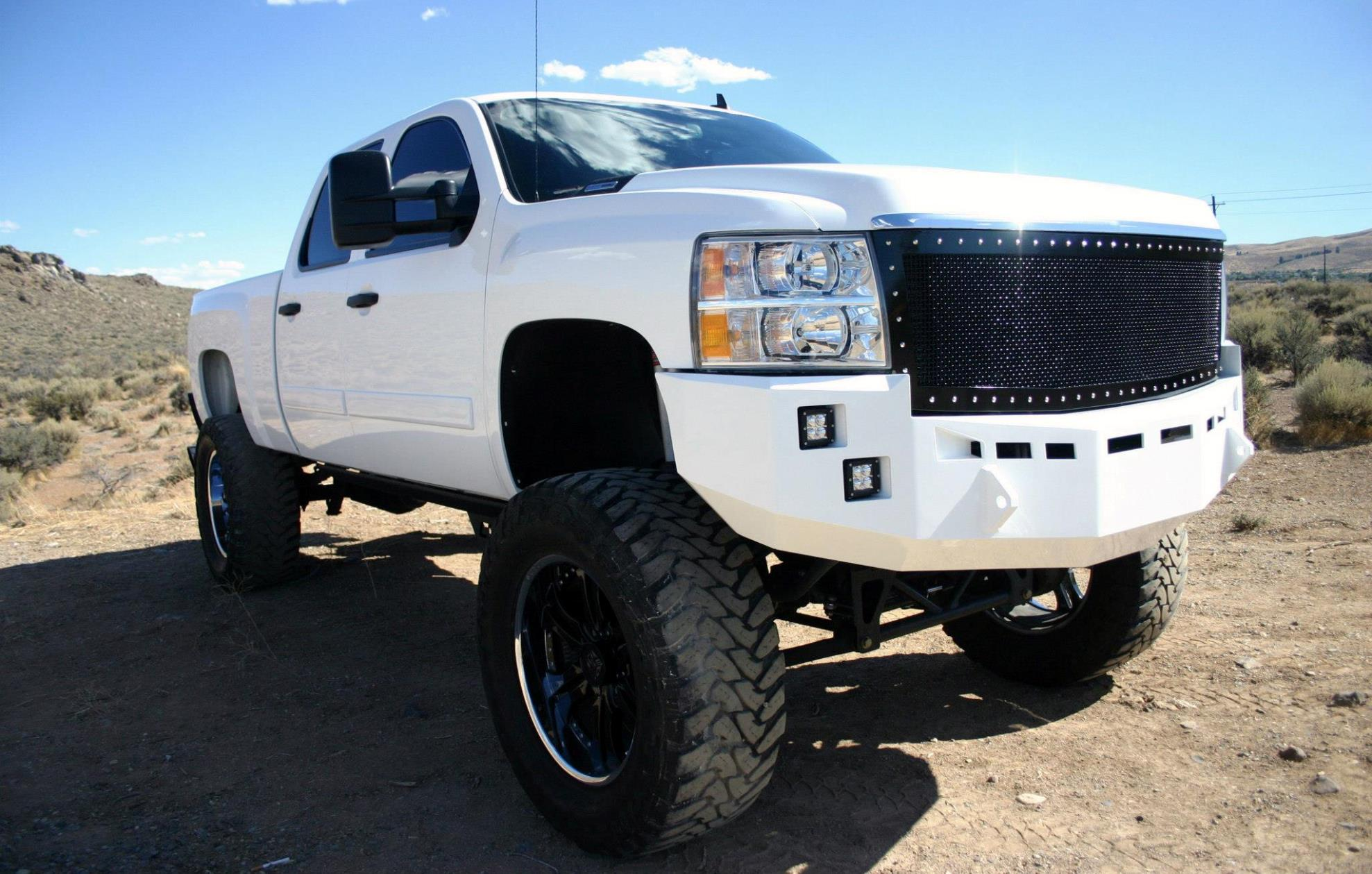 Gmc Duramax Custom Bumper : Status grill chevy custom truck accessories