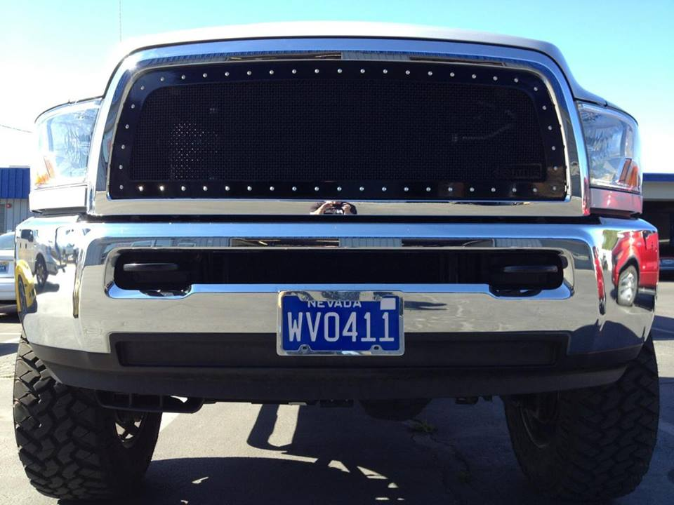 status grill dodge custom truck accessories. Cars Review. Best American Auto & Cars Review