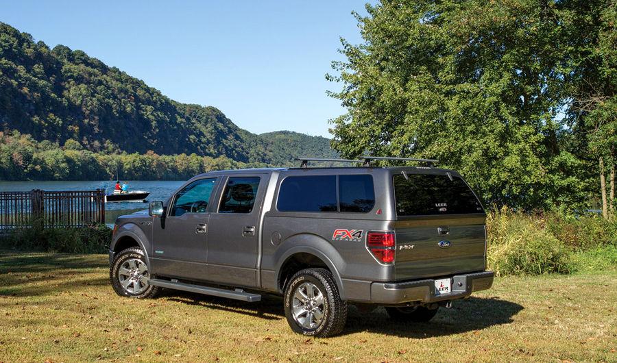 Leer Model 100XL - Custom Truck Accessories