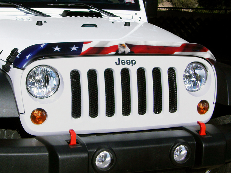 Carson City Jeep >> Specialty Series bug Shields - Custom Truck Accessories