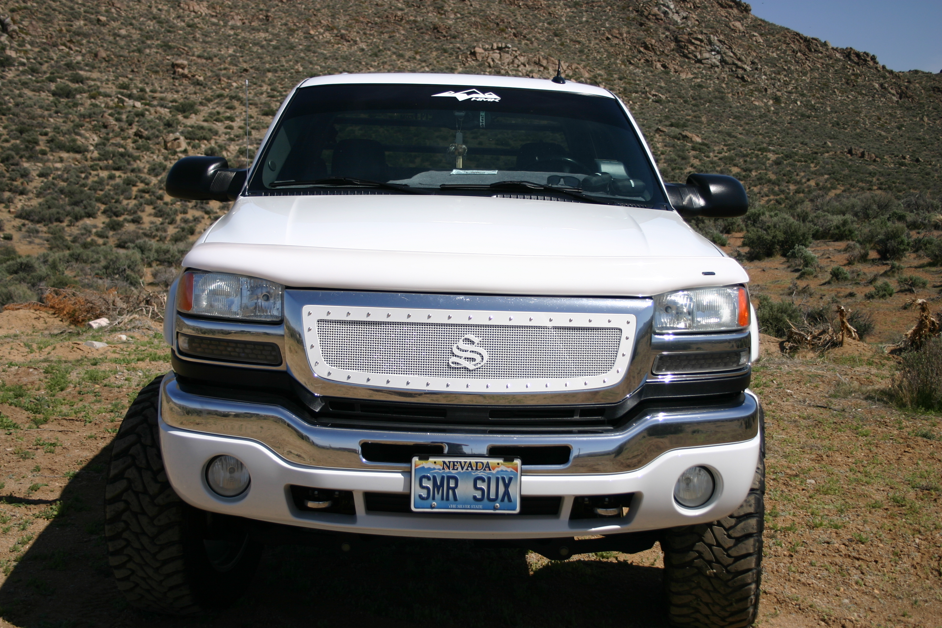 Status Grill Gmc Custom Truck Accessories