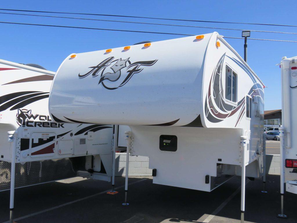 2020 Arctic Fox 811 Short Bed Custom Truck Accessories